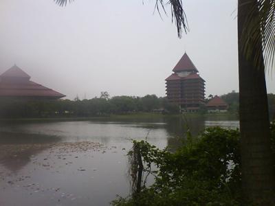 Universitas Indonesia Indah Sekali dan Sedap Dipandang Serta Tidak Membosankan