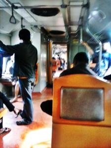Interior KA Arjuna Madiun - SBY